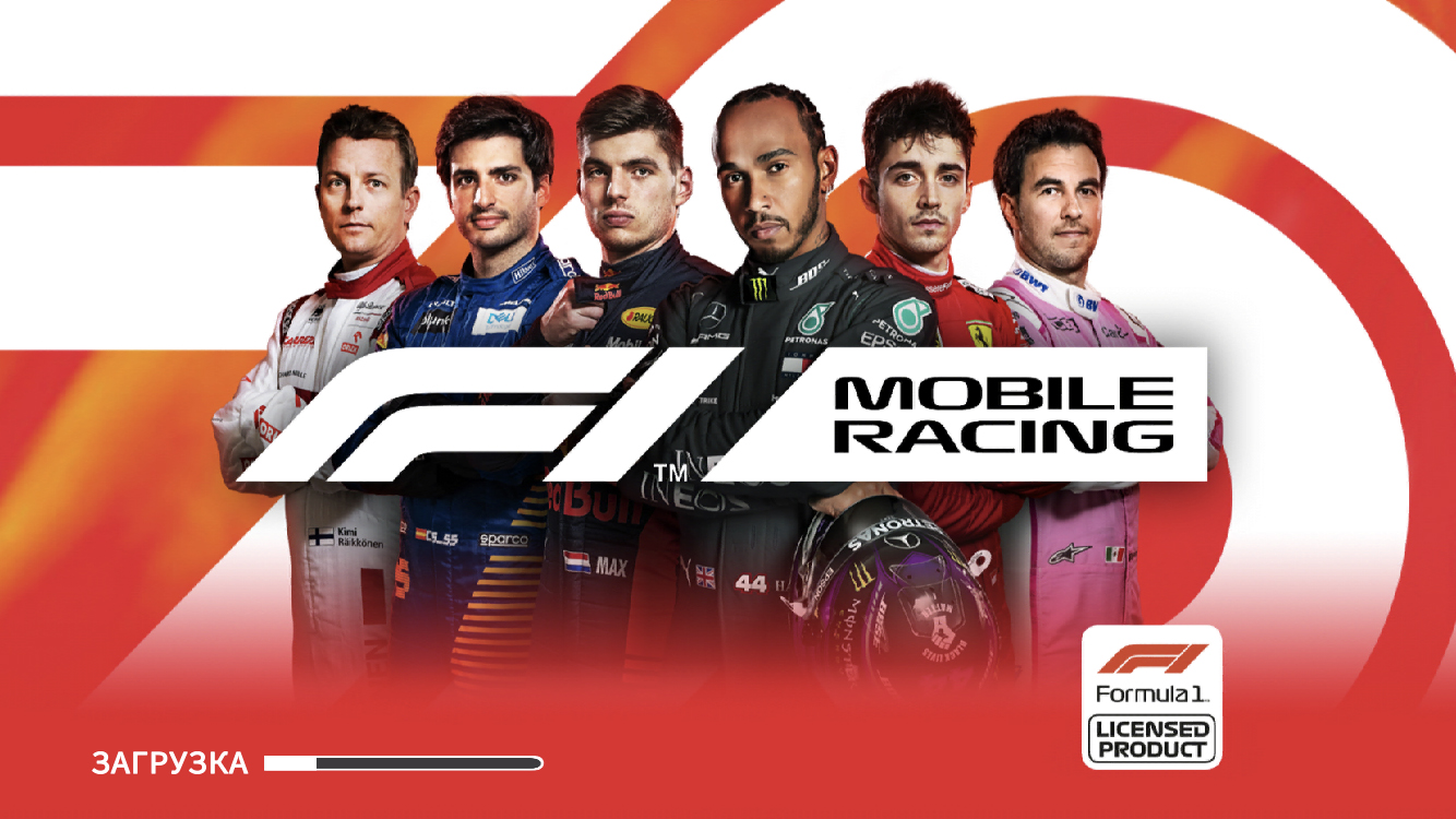 F1 Mobile Racing (Android, iOS) | Игры для iPhone