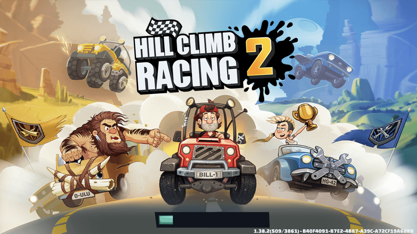 Hill Climb Racing 2 iPhone (Android, iOS)