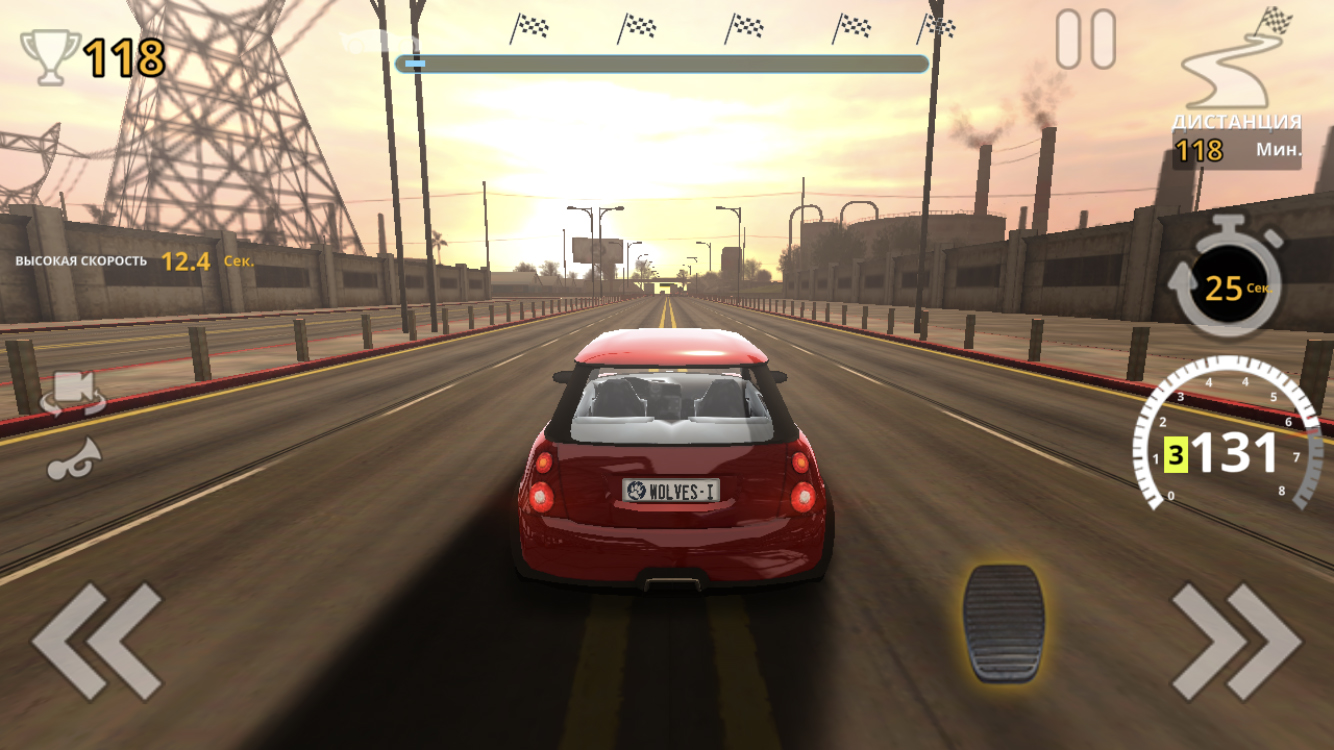Traffic Tour iPhone (Android, iOS)
