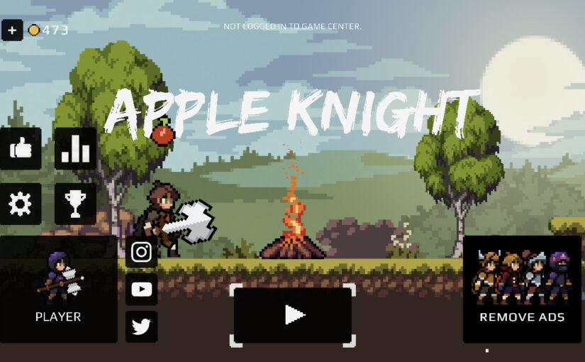 Apple Knight iPhone (Android, iOS) – Игры для iPhone