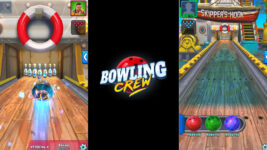 Bowling Crew iPhone (Android, iOS)